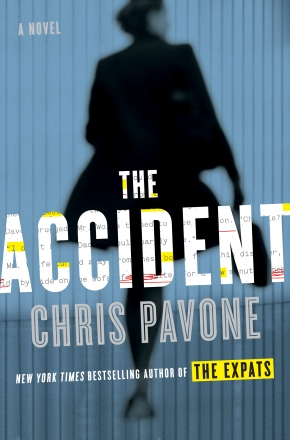 Chris Pavone - The Accident Jacket