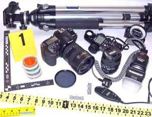CrimeSceneEquipment